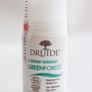 Deodorant bio Geen Forest