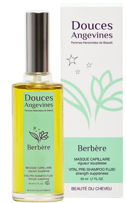 Douces Angevines BERBERE (100% bio)