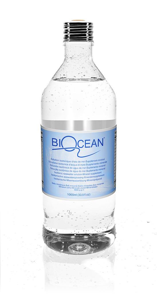 Biocean eau de mer isotonique 1L
