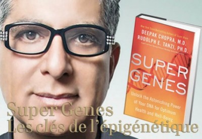 Super genes: comment notre style de vie influence nos gènes