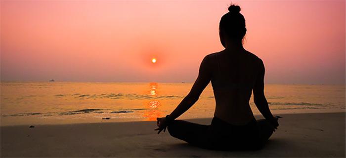 Yoga, beauté et antistress