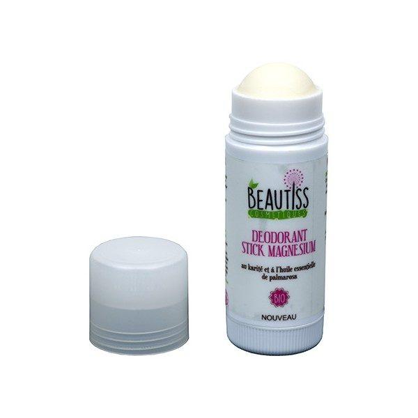 Beautiss deodorant bio sans auminium