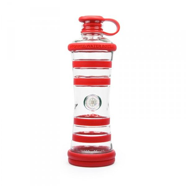 i9bottle verre rouge