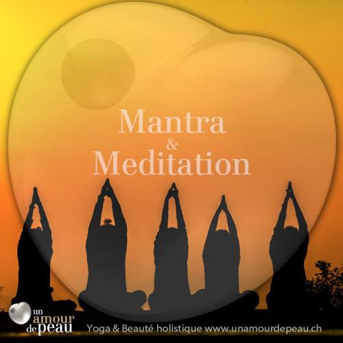 Atelier Mantra & méditation