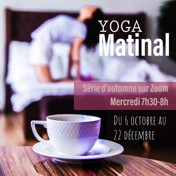 Yoga matinal: automne